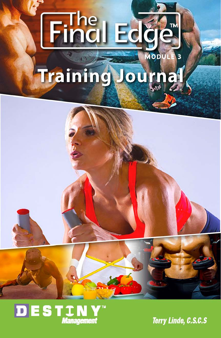 The Final Edge Training Journal