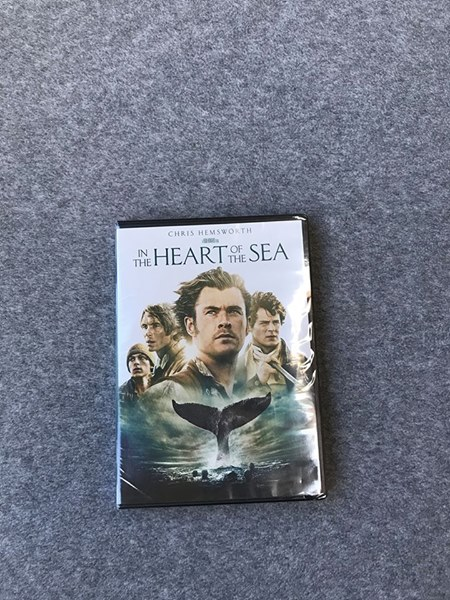 Heart of the Sea DVD