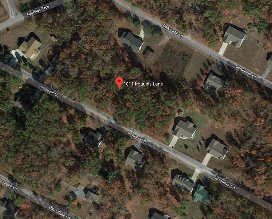 TN Lot  -1011 Iroquois Lane, Lake Tansi