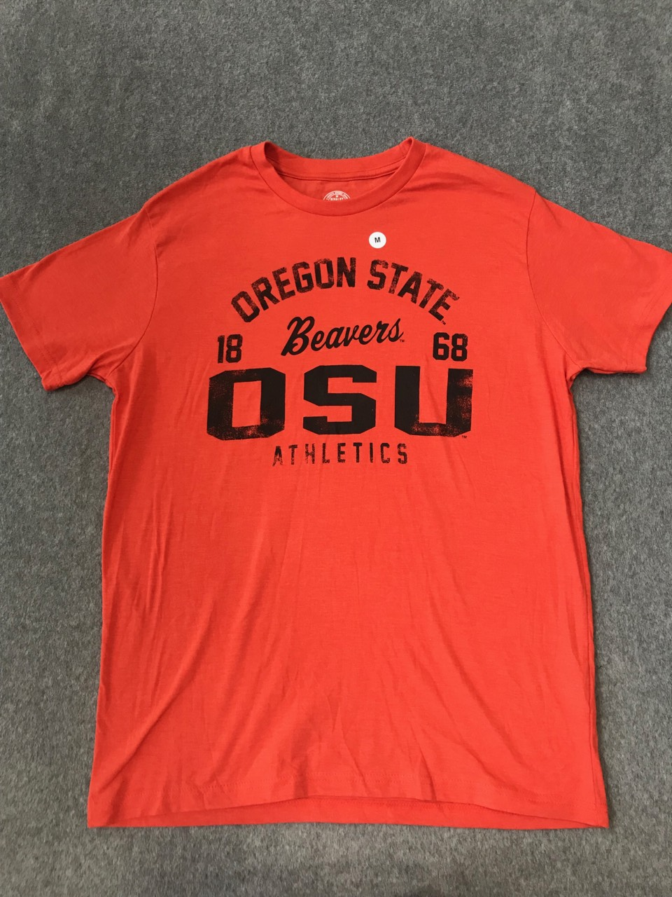 Oregon Beavers Mens Tee size Large