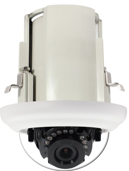 AvertX 2MP In-Ceiling IP PTZ Repositionable Dome Camera