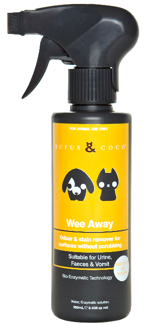 RUFUS & COCO WEE & STAIN AWAY 8.45OZ
