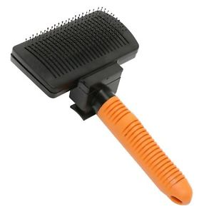 RUFUS & COCO SELF CLEANING SLICKER BRUSH