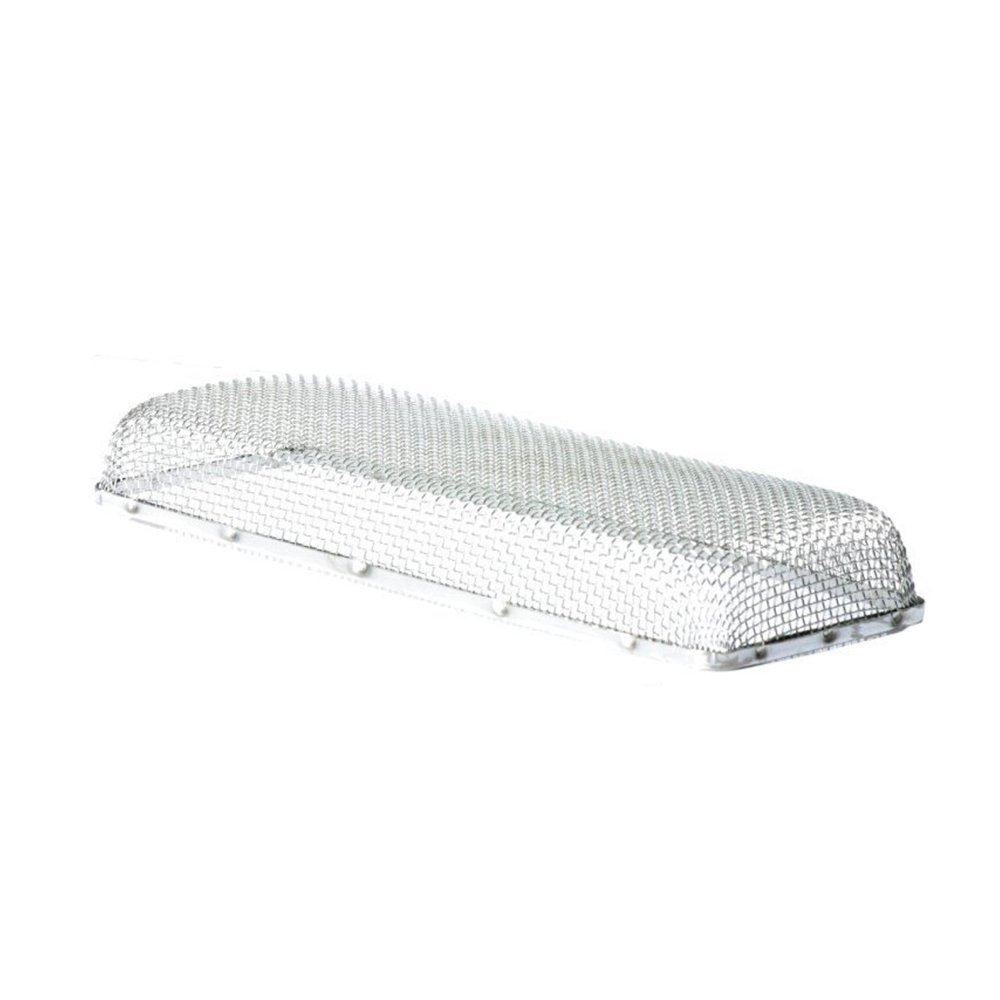 RVS010 Stainless Steel RV Bug Screen, 4.2 x 11 x 1.3 Inch