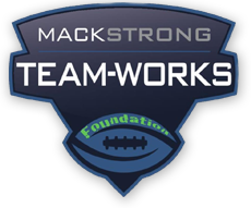 Mack Strong Team-Works Foundation Celebrity Golf Sponsor - Gold
