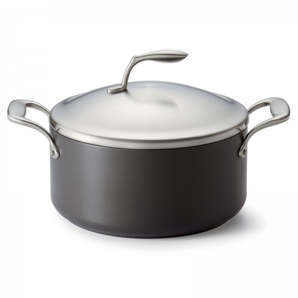 Chef Series II 5.2 Qt Dutch Oven w/ Stainless Steel Cover