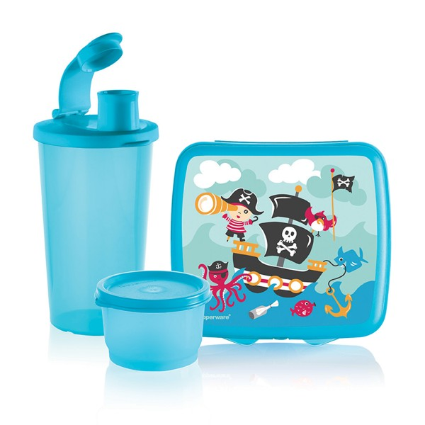 Playful Pirates Lunch Set