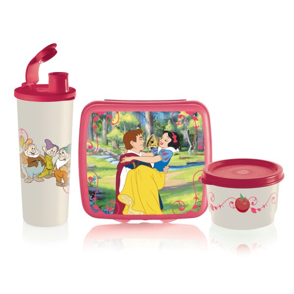 Snow White Lunch Set