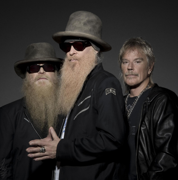 ZZ Top Live July 30th @ Chateau Ste. Michelle
