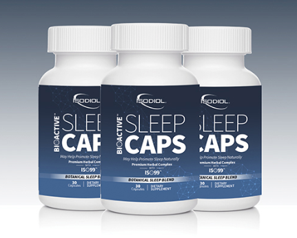 Bioactive Sleep Caps