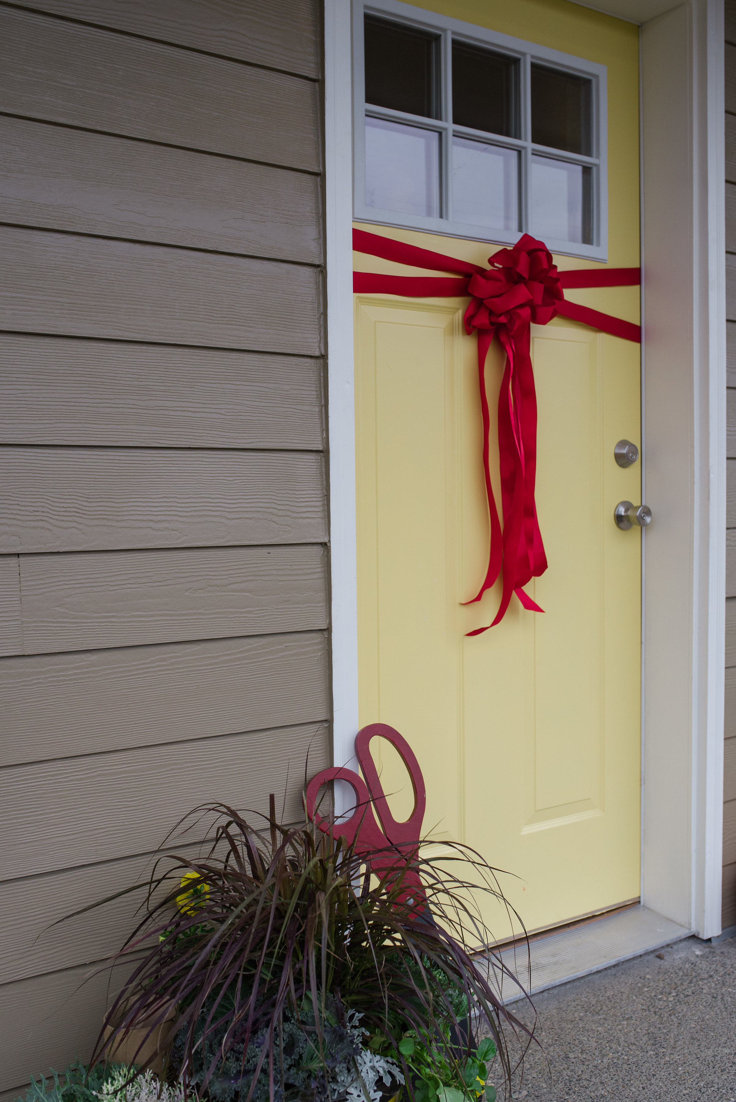 Donate a Front Door to Habitat for Humanity
