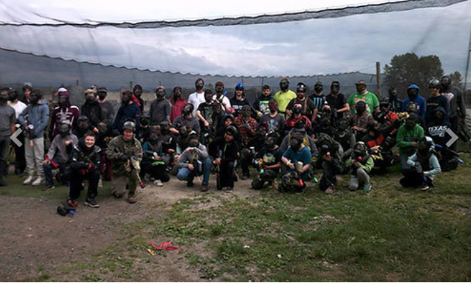 DoodleBug Sportz Paintball Rental Package