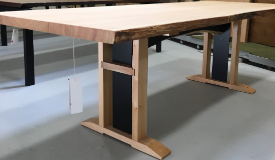 Dining Table Base (Base Only)