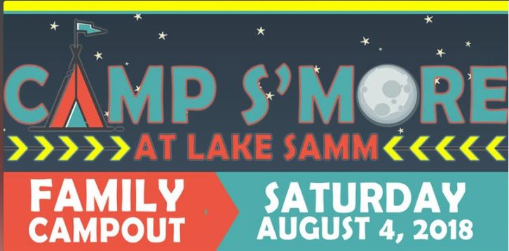 Camp S'More Lead Sponsorship