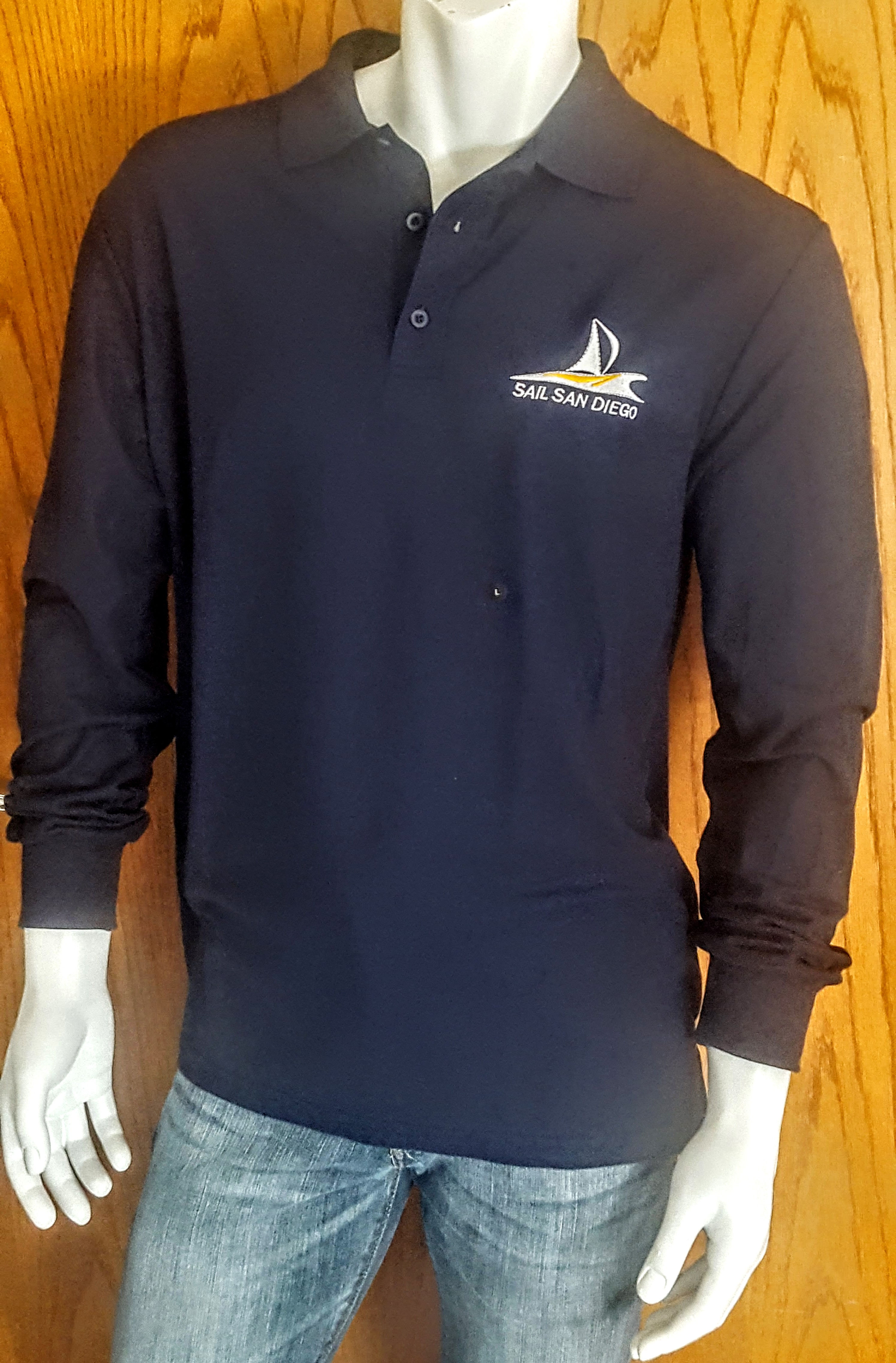 Sail San Diego Long Sleeve
