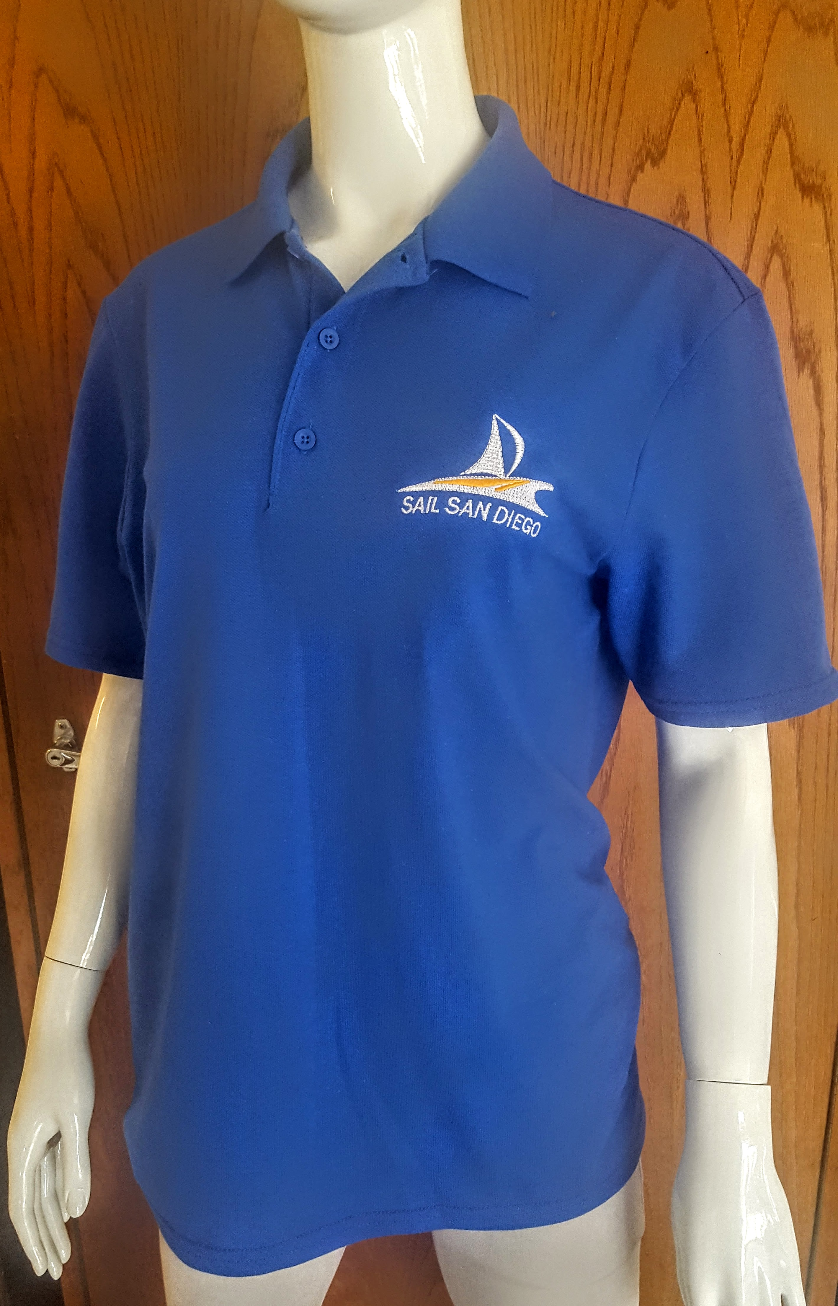 Sail San Diego Polo Shirt