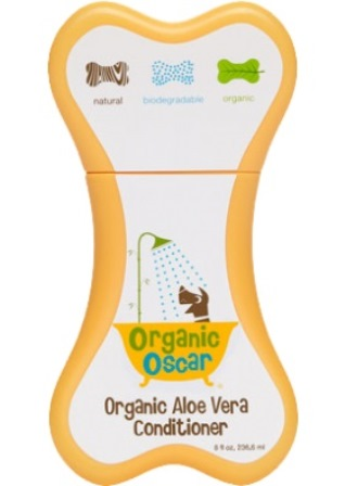 ORGANIC OSCAR ALOE CONDITIONER 8 OZ