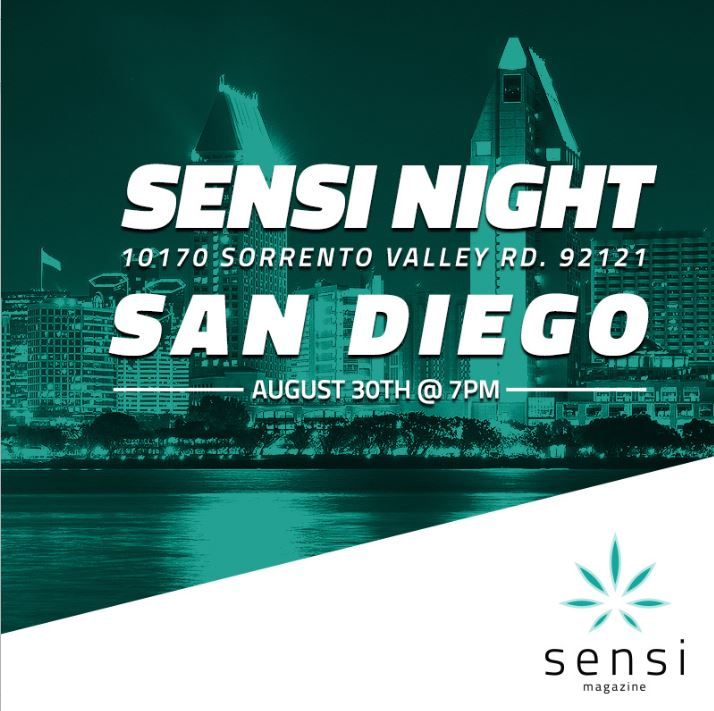 "Booth Sponsorship for ""Sensi Night"
