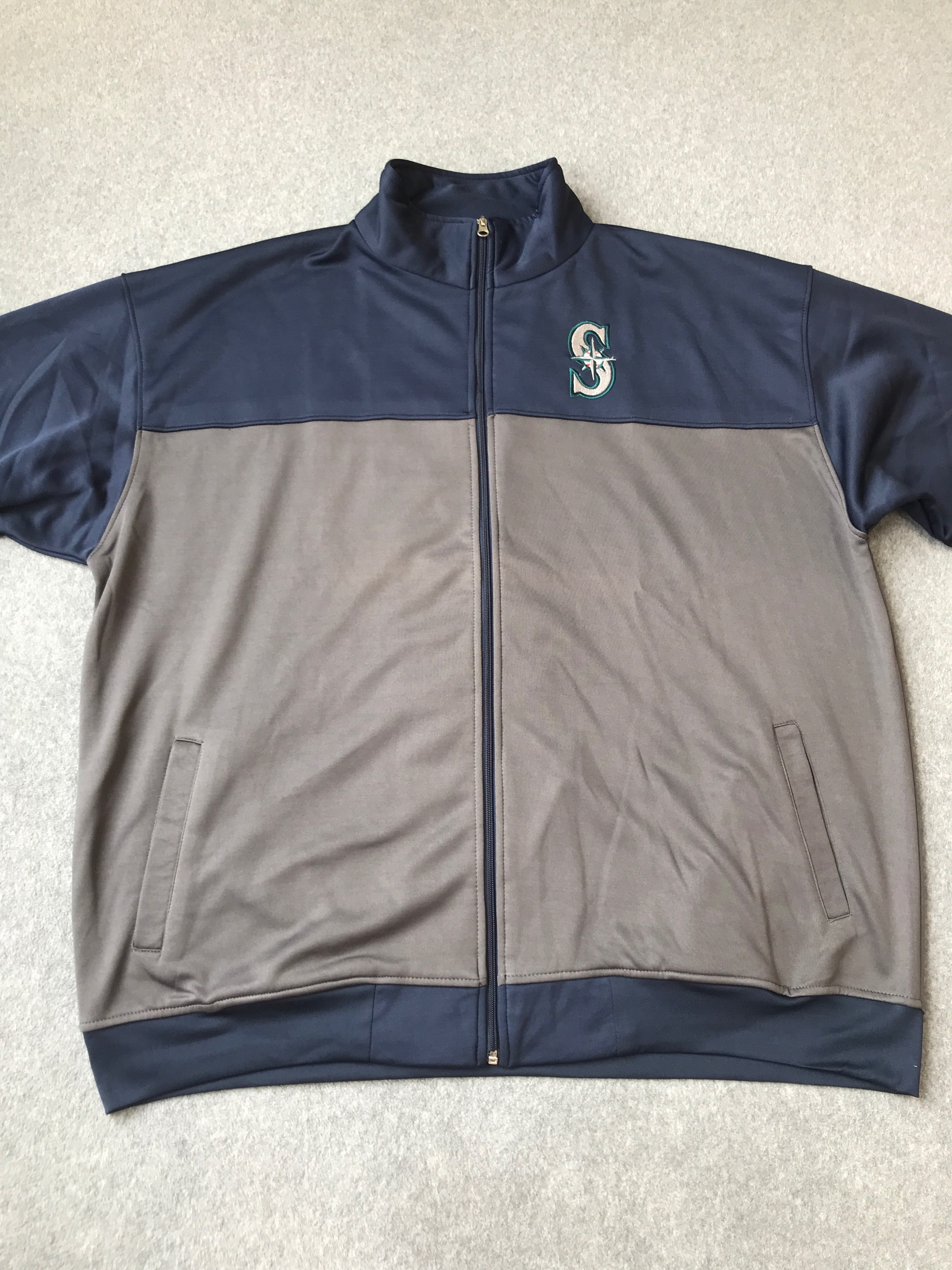 Mariners NWT 3XL Jacket
