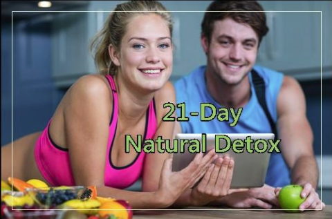 21-Day Detox Purification porgram