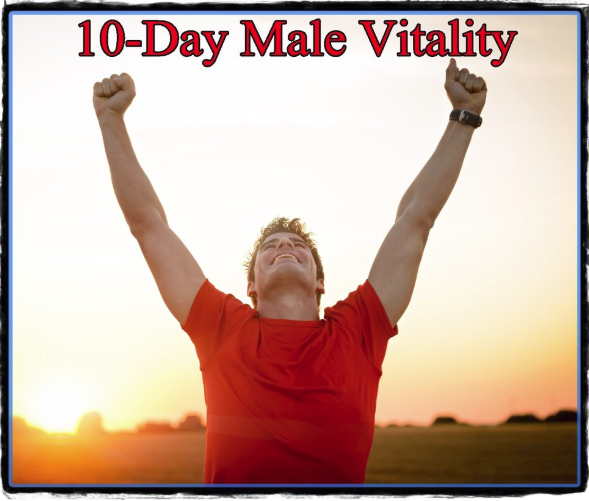 10-Day Male Vitality Program