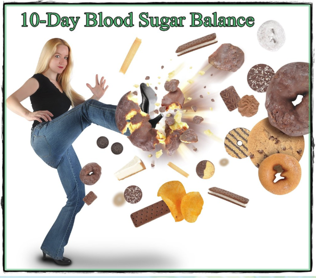 10-Day Blood Sugar Balance Program