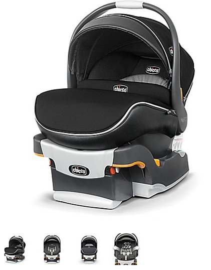 Chicco Kefit 30 Car Seat