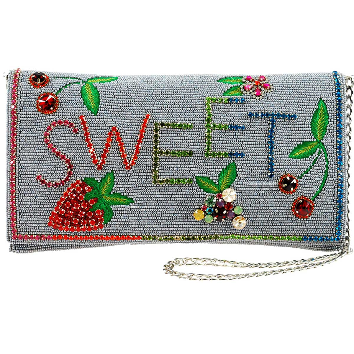 Mary Frances 'Sweet' Embellished Clutch