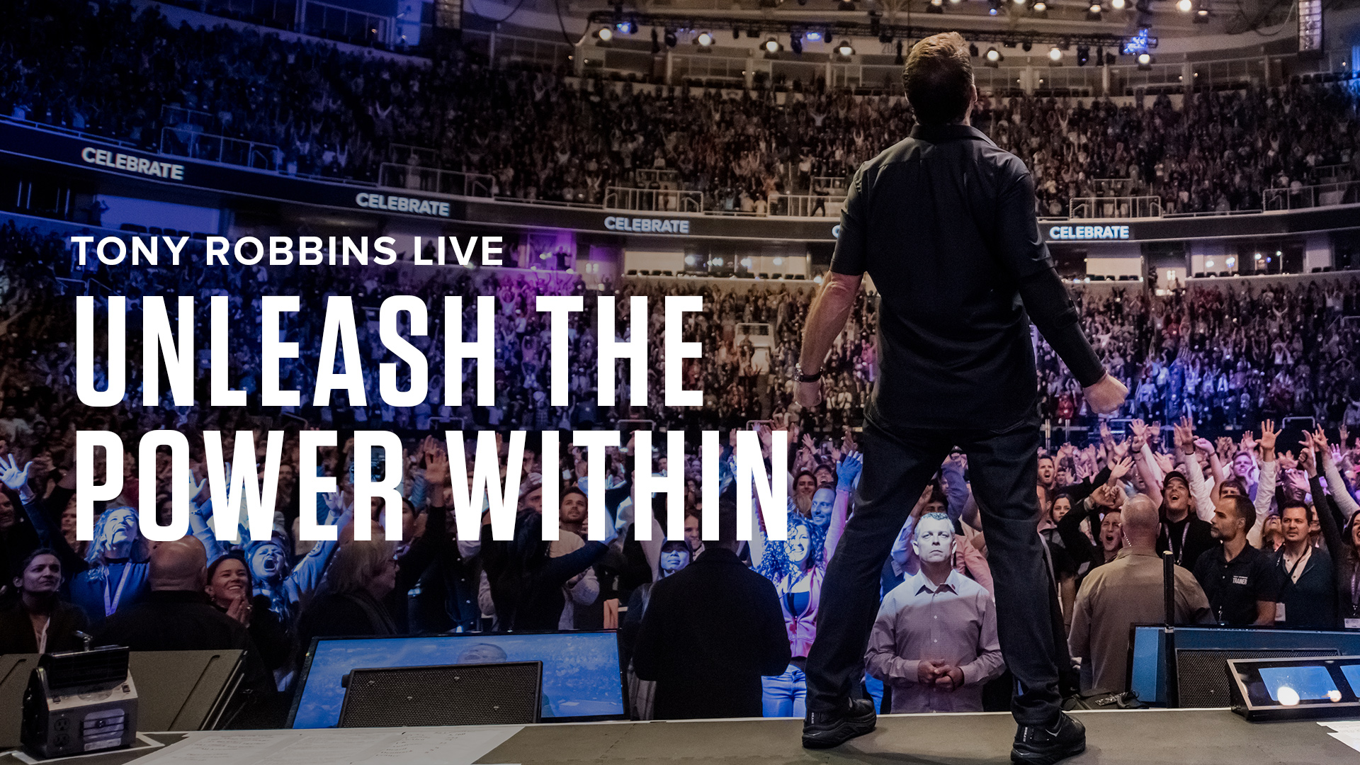 General Admission for Unleash the Power Within in Newark 11/8/18 to 11/11/18