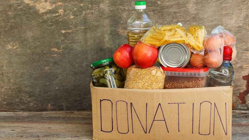 Donate Food This Holiday Season