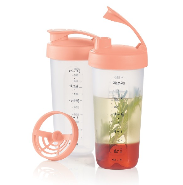 Quick Shake Container Set of 2