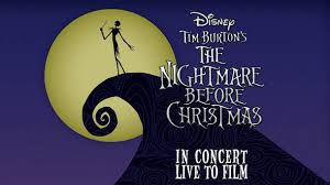 Nightmare Before Christmas Live at the Hollywood Bowl Oct 27th