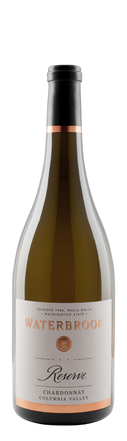 Waterbrook 2013 Reserve Chardonnay (case)
