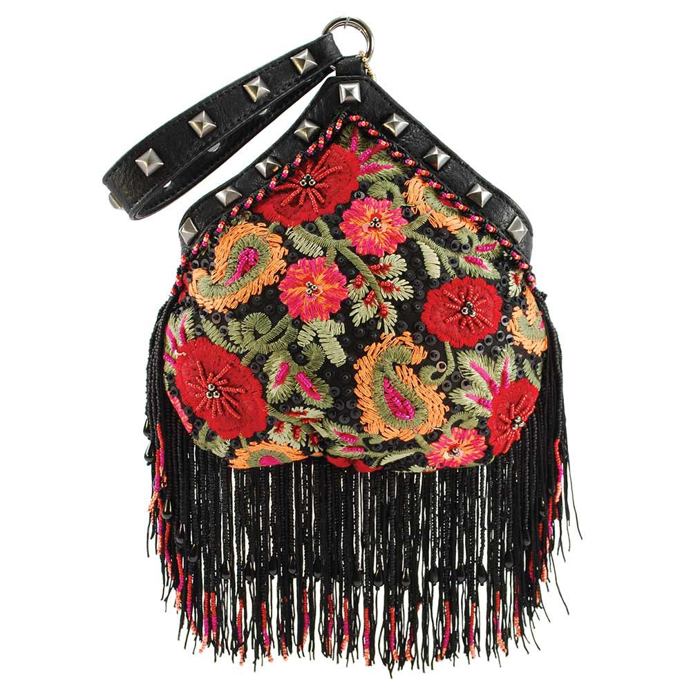 Mary Frances 'Bohemian Groove' Handbag