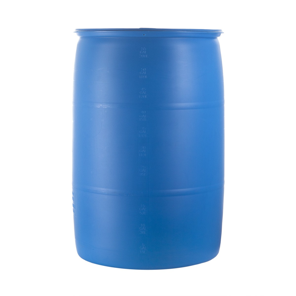 Emergency Supplies: H2O Barrel
