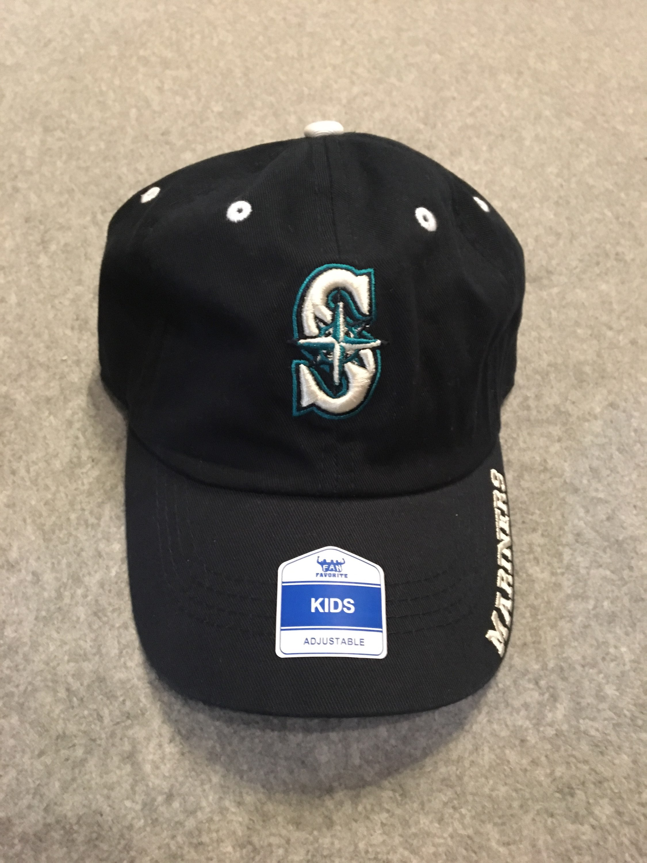 Youth Mariners Adjustable hat