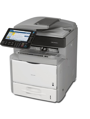 Ricoh SP 5210 - Black and white multifunction printer