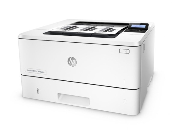 HP Laserjet Pro M402n - Black and White Printer