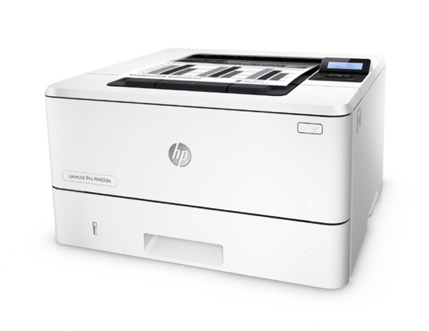 HP LaserJet Pro M402dne - Desktop black and white laser printer
