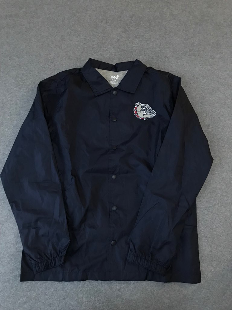 Gonzaga NWT Navy Jacket Size Small