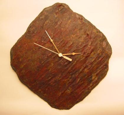 Natural Slate Wall Clocks