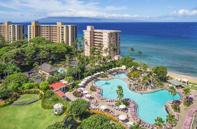 Maui, HI: Deluxe Oceanview Suite, May 18-25th