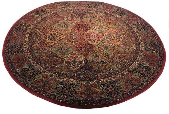 Karastan Original Collection Round Rug