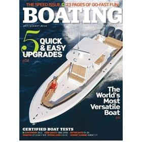 Boating Magazine Three Year Subscription