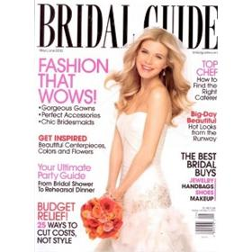 Bridal Guide Magazine Three Year Subscription