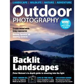 Outdoor Photographer Magazine Three Year Subscription