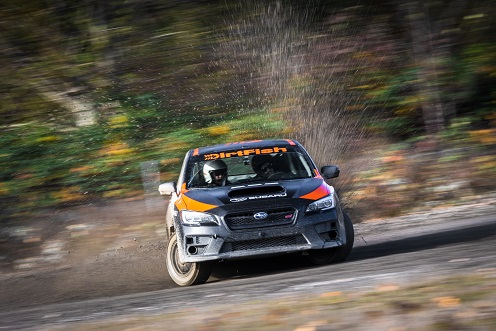 DirtFish Three Day Ultimate Rally Experience