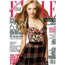 Elle Magazine  Three Year Subscription