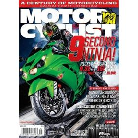 Motorcyclist Magazine Three year Subscription