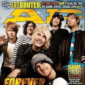 Alternative Press Magazine Four Year Subscription